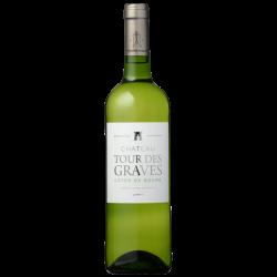 Vin Château Tour Graves blanc
