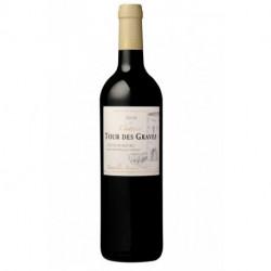 Vin Château Tour Graves rouge